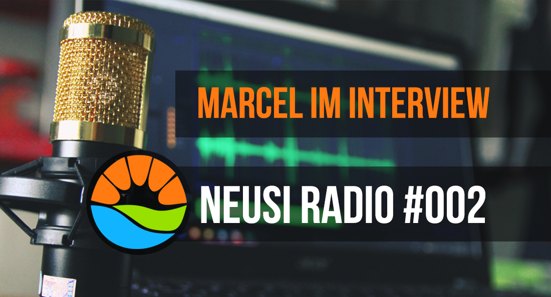 Marcel Interview Neusi Radio
