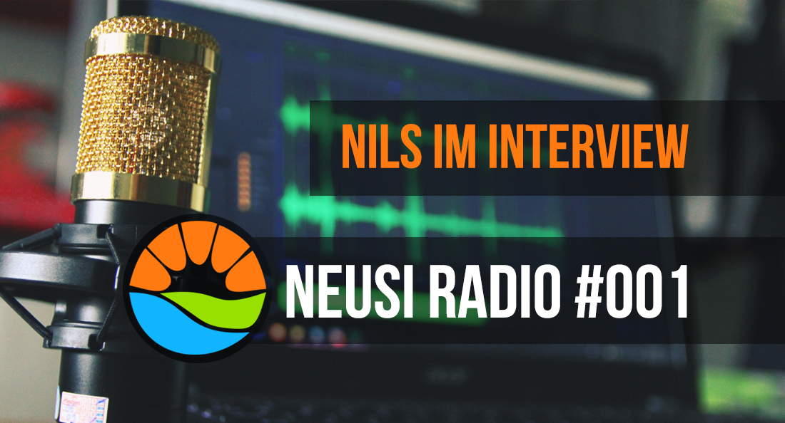 Nils Interview Neusi Radio
